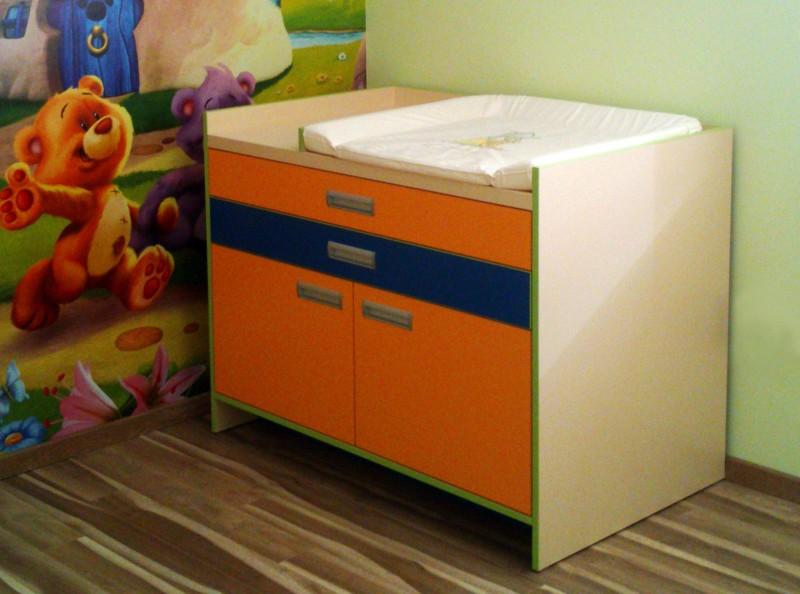 Detská izba namieru