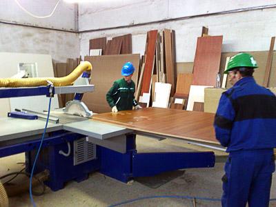 Výroba nábytku Interiér Halán