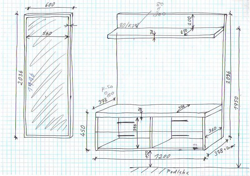 Postup výroby nábytku namieru